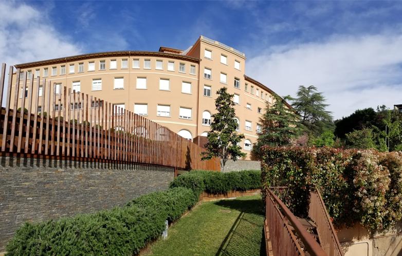 Collegi Montserrat, Barcelona, Spain
