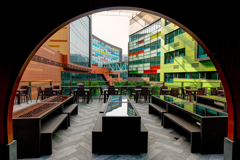 Master Planning & Architectural Design for Global Indian International School by Fielding Nair International